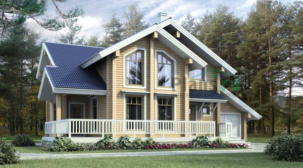 Проекты одноэтажных домов – лучшие цены на готовые